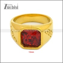 Stainless Steel Ring r009001G1