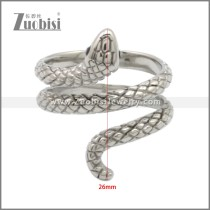 Stainless Steel Ring r009023S2