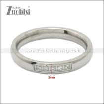 Stainless Steel Ring r009016S