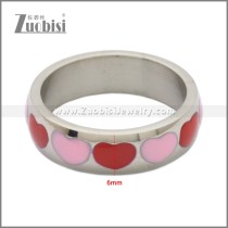 Stainless Steel Ring r009002S3