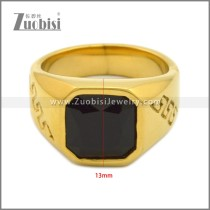 Stainless Steel Ring r009001G2
