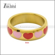 Stainless Steel Ring r009002G3