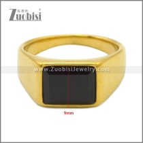 Stainless Steel Ring r009019G