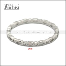 Stainless Steel Ring r009013S