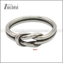 Stainless Steel Ring r009014SA