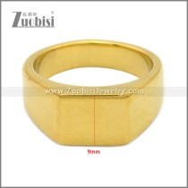 Stainless Steel Ring r009022G