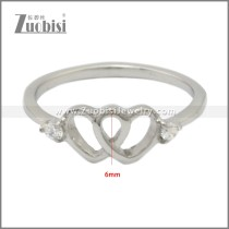 Stainless Steel Ring r009037S