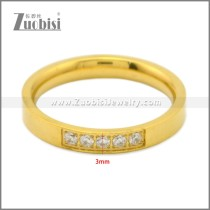 Stainless Steel Ring r009010G