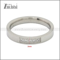 Stainless Steel Ring r009010S