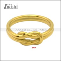 Stainless Steel Ring r009014G