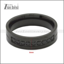Stainless Steel Ring r009039H