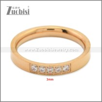 Stainless Steel Ring r009010R