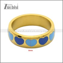 Stainless Steel Ring r009002G1