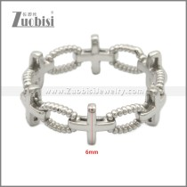 Stainless Steel Ring r009029S