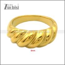 Stainless Steel Ring r009031G