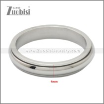 Stainless Steel Ring r009034S
