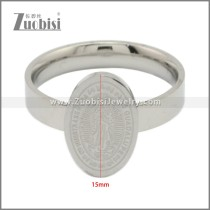Stainless Steel Ring r009017S
