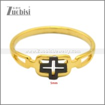 Stainless Steel Ring r009021G