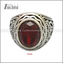 Stainless Steel Ring r008999SA1