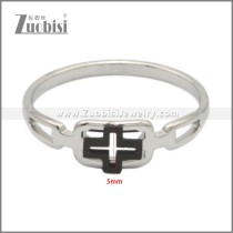 Stainless Steel Ring r009021S