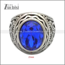 Stainless Steel Ring r008999SA3
