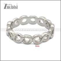 Stainless Steel Ring r009005S