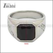 Stainless Steel Ring r009001S2