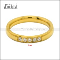 Stainless Steel Ring r009016G