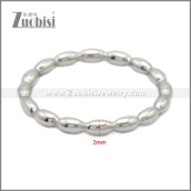 Stainless Steel Ring r009025S