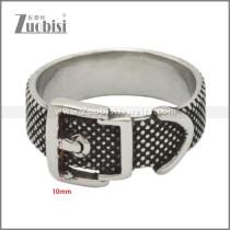 Stainless Steel Ring r009032SH