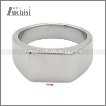 Stainless Steel Ring r009022S