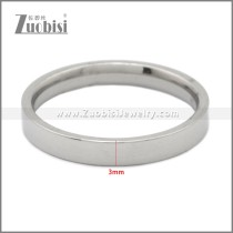 Stainless Steel Ring r009036S