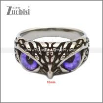 Stainless Steel Ring r009000SA1