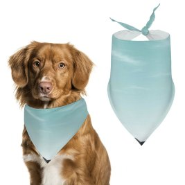 yanfind Pet Scarf Karan Gujar Lone Tree Clear Sky Surreal Dry Fields Landscape Pet Outfit Kerchiefs Accessories for Small to Large Dogs Cats