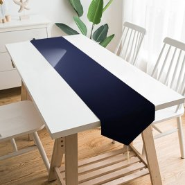 Yanfind Table Runner Gradients Grey Dark Abstract Everyday Dining Wedding Party Holiday Home Decor