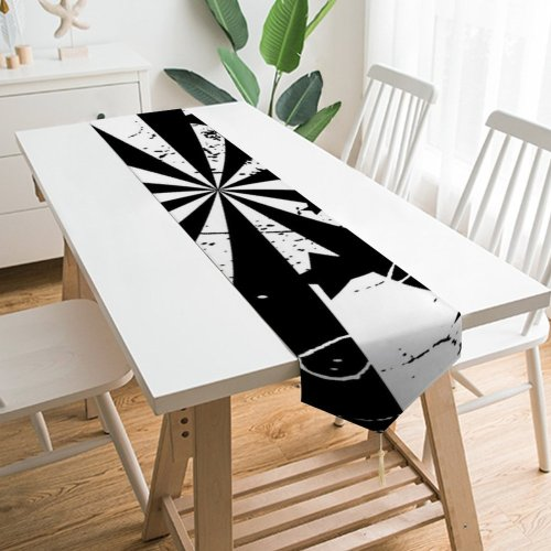 Yanfind Table Runner Light Fireworks Th Movember Trails Midnight Night Diwali Event Everyday Dining Wedding Party Holiday Home Decor