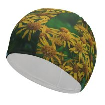 yanfind Swimming Cap Images Fall Autumn Petal Wallpapers Plant Asteraceae Outdoors Pollen Free Pictures Daisy Elastic,suitable for long and short hair