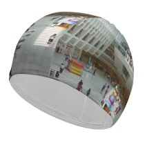 yanfind Swimming Cap Images Terminal Building Center Public Lobby Wallpapers Architecture Greenwich États-Unis Airport York Elastic,suitable for long and short hair