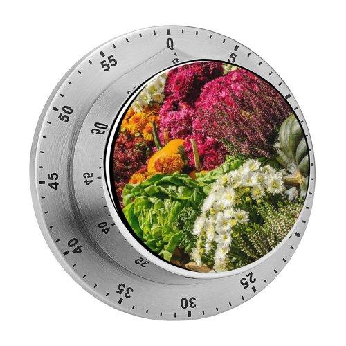 yanfind Timer Images Arrangement Alschim November Bouquet German ° E) (Rheinland) Market Public Wallpapers 60 Minutes Mechanical Visual Timer
