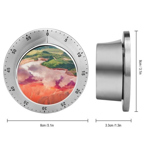 yanfind Timer Images Alumínio Land Landscape Aerial Wallpapers  Outdoors Scenery Santiago Free Av. 60 Minutes Mechanical Visual Timer