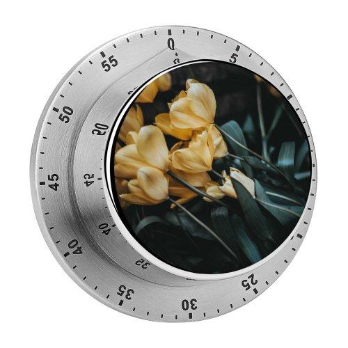 yanfind Timer Images Arrangement Bouquet Floral Flor Flora Stem Naturaleza Wallpapers Plant Amarilla Tulip 60 Minutes Mechanical Visual Timer