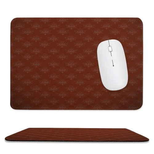yanfind The Mouse Pad Velvet Decoration Design Pattern Design Stitched Edges Suitable for home office game