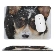 yanfind The Mouse Pad Dog Pet Wallpapers Pictures PNG Images Puppies Pattern Design Stitched Edges Suitable for home office game