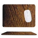 yanfind The Mouse Pad Tree Trees Bark Trunk Skin Texture Contrast Beautiful Abstract Peace Peaceful Golden Pattern Design Stitched Edges Suitable for home office game