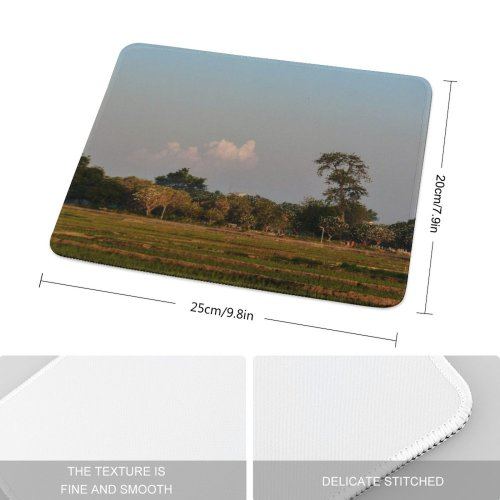 yanfind The Mouse Pad Savanna Countryside West Cirebon PNG Grassland Outdoors Grey Gunungciremai Indonesia Pesonaindonesia Pattern Design Stitched Edges Suitable for home office game