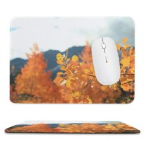 yanfind The Mouse Pad Scenery Tree Plant Leaf Free Outdoors Maple Wallpapers Images Landscape Vegetation Pattern Design Stitched Edges Suitable for home office game