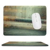 yanfind The Mouse Pad Scenery Bog Swamp Mood Traffic Bus Ocean Mystic Outdoors Wallpapers Land Pattern Design Stitched Edges Suitable for home office game
