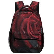 yanfind Children's Backpack Free Flower Petal Rose Stock Plant  Uzbekistan Images Preschool Nursery Travel Bag