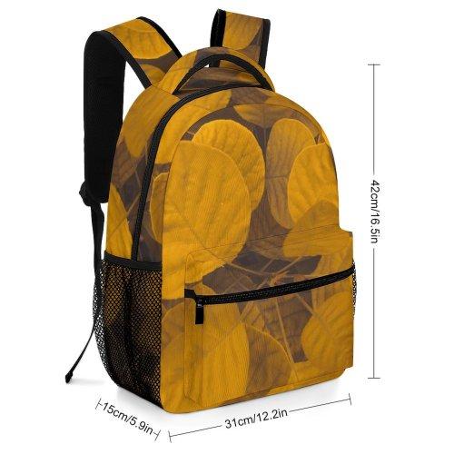 yanfind Children's Backpack Foliage Botany Plant Ribbed Botanic Daytime Stem Preschool Nursery Travel Bag