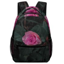 yanfind Children's Backpack Free Flower Rose Plant  Acanthaceae Images Preschool Nursery Travel Bag